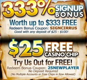 Cirrus Casino  Free. May 7, 2010