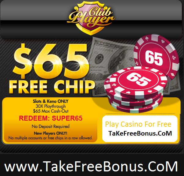 free casino no deposit bonus codes club player casino