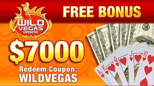 Casino Wild Vegas 免费赌场老虎机