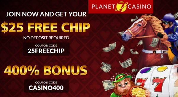 Planet 7 Casino 免费赌场老虎机