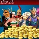 silver oak slots machiness