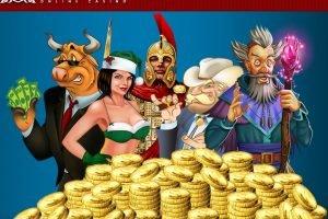 人気のカジノスロットを無料でお試しプレイ!