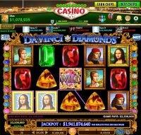 double down casino game da vinci