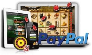 paypal casino accepted