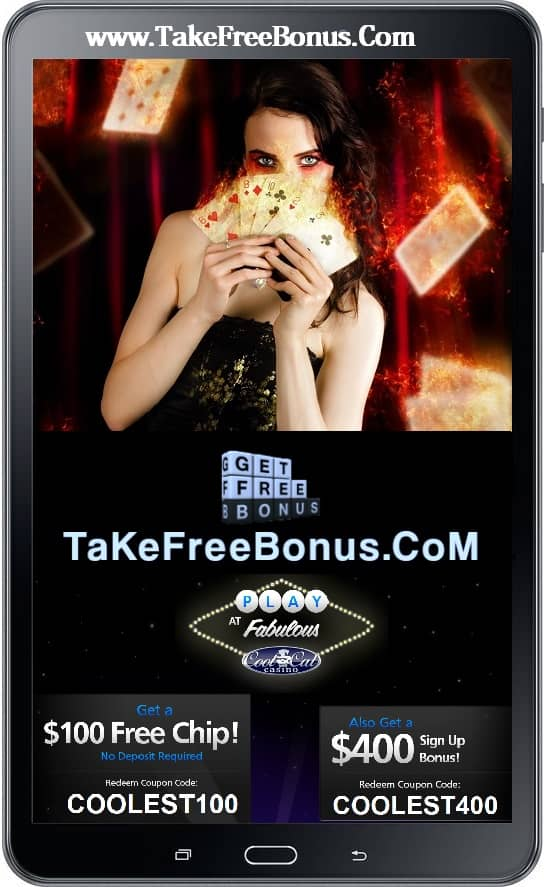 playing at a mobile casino with your tablet