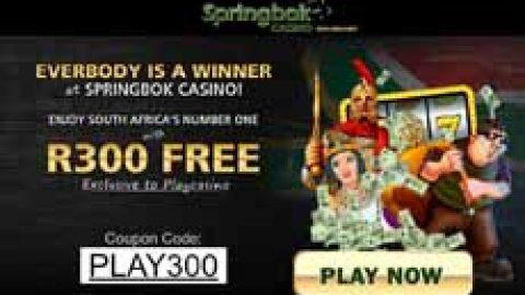 springbok casino no deposit bonus codes 2018