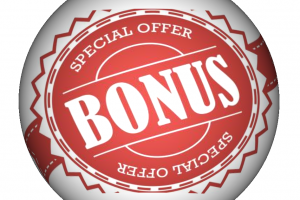 exclusive casino bonus