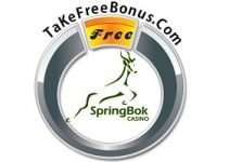 100 Free Spin at Springbok Casino October/2019