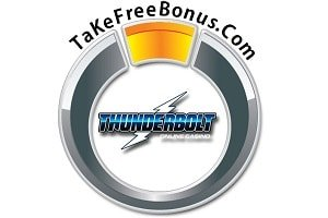 R200 No deposit bonus at Thunderbolt Casino