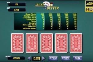 Video Poker Bonuses – The best bonus offers on Video Poker games in World